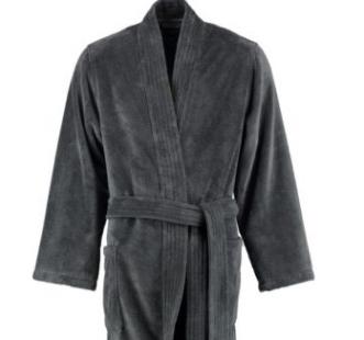 En waarom een foto van een badjas? Waarom niet?